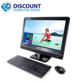 "HP 6000 All In One 21.5"" Desktop Computer PC Intel 3.06GHz 4GB 1TB Windows 10"