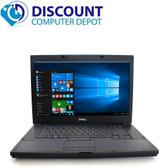 Dell Latitude E6510 Netbook Laptop Computer 4GB 250GB Core i5 Win-10 Pro WiFi