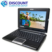 "Asus 1000HE Windows 10 Home Netbook Laptop 10"" Notebook 2GB 80GB Dual Core WiFi"