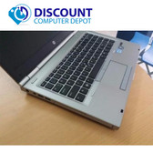 HP Elitebook 8470p Windows 10 Pro Laptop Notebook PC i5-3320M 2.6GHz 4GB 320GB