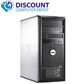 Dell Optiplex 780 Windows 10 Desktop Computer Tower PC C2D 2.93GHz 4GB 1TB