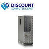 Dell Optiplex 7010 Windows 7 Pro Desktop Computer PC i5-3470 3.3GHz 8GB 500GB
