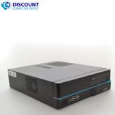 Custom Windows 10 Desktop PC Computer Intel i3-2100 3.1GHz 4GB 250GB Wifi