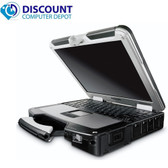 Panasonic Toughbook Laptop Computer PC Windows 10 Pro Core 2 Duo 4GB 320GB WiFi