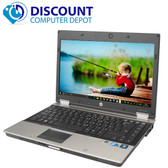 Customize Your Own HP Elitebook 8440p Intel i5 2.40GHz Windows 10 Laptop Notebook Computer PC Webcam
