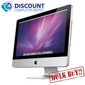"Lot of 5 Apple iMac A1224 20"" Core 2 Duo 2.26GHZ El Capitan 4GB RAM 160GB HDD All in One"
