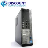 Dell Optiplex 790 Windows 10 Pro Desktop Computer SFF Quad i5 3.1GHz 8GB 1TB Wifi