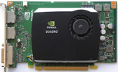 NVIDIA Quadro FX 580 graphics card - Quadro FX 580 - 512 MB Dual Display Port w/ DVI