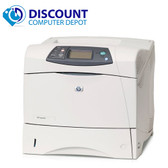 HP LaserJet 4300n Monochrome Laser Printer