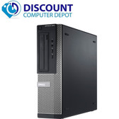 Dell Optiplex 3010 Windows 10 Pro Desktop Computer Quad Core i5-3470 8GB 750GB with HDMI