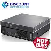Lenovo ThinkCentre M92 USFF Tiny Desktop PC no o/s Core i5 4GB 60GB SSD DVD