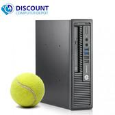 HP EliteDesk 800 G1 Desktop Computer Core I5 2.9GHz 4GB 180GB SSD Windows 10 Pro