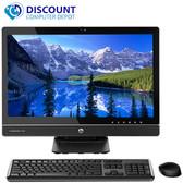 "HP 800 G1 23"" all-in-one Desktop Quad Core i5 3.1GHz 8GB 500GB Windows 10 Pro"