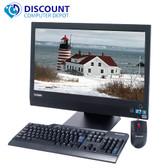 "Lenovo M90z 23"" All-In-One Desktop Computer Core i5 3.2GHz 4GB 500GB Windows 10 Pro"