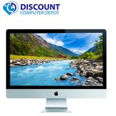 "Apple iMac 21.5"" AIO Desktop Computer Quad Core i5 2.5GHz 4GB 500GB Sierra 2011"