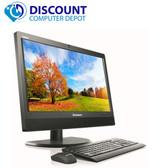"Lenovo M92z 20"" All-in-One Desktop Computer Core i3 3.3GHz 8GB 500GB Windows 10"