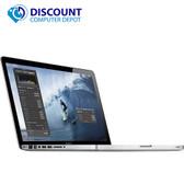 """Apple MacBook Pro 13"""" Core i7-4th Gen 2.8GHz 16GB 500GB SSD OS X  Sierra (A1502)"""