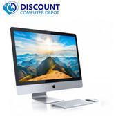 "Apple iMac 21.5"" AIO Desktop Computer ""Haswell"" i5 1.4GHz 8GB 500GB OS X Sierra"