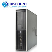HP Elite 8200 Windows 10 Pro Desktop Computer PC Quad Core i5 3.1GHz 4GB 320GB