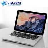 """Apple MacBook Pro 13"""" 2012 MD101LL/A Core i5-3210M 4GB 500GB Mac OS X Sierra"""