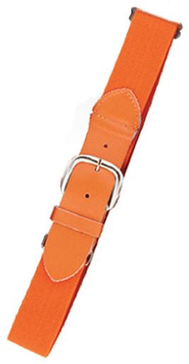 Joe's USA Orange Baseball Uniform Belts