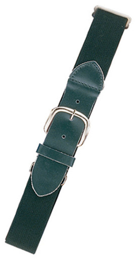 Joe's USA Dark Green Baseball Uniform Belts