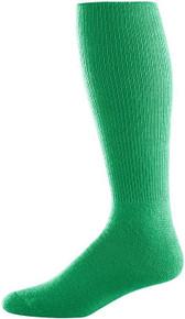 Kelly Green Soccer Game Socks