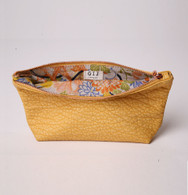 Laurel Canyon Pouch Yellow