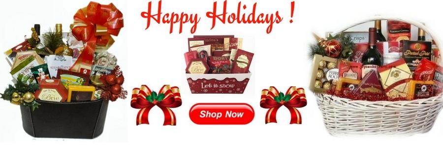 Christmas Gift Baskets - Miami