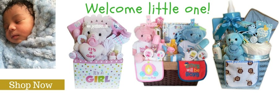 Baby Gift Baskets - Miami