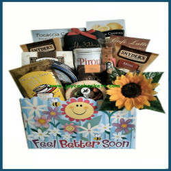 Feel Better Soon - Get Well Basket
