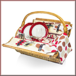 Barrel - Moka Picnic Basket