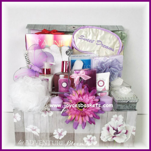 Sophisticated Lady - Spa Gift Basket