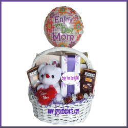 Enjoy Your Day - Mom's Birthday Gift Basket