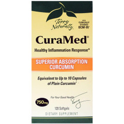 CuraPro-(CuraMed) Same product,750 mg 120 softgels