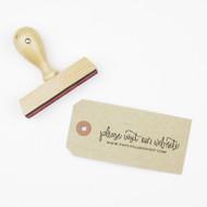 Wedding Website Stamp