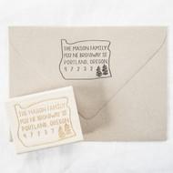 State Address Stamp