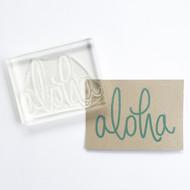 Aloha Stamp - Oversized