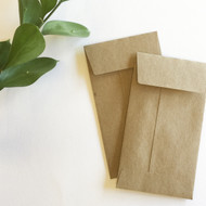 Kraft Coin Envelopes