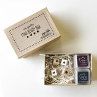Mini Geometric Bento Box