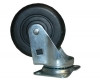 "Rubbermaid 4"" Swivel Caster with Seal Kit For 4608, 4612 Cube Trucks"