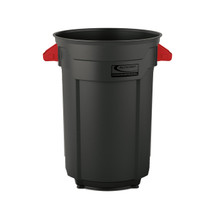 Suncast Plastic Utility Trash Can - 44 Gallon