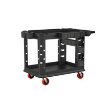 "Suncast 26.5"" X 48.78"" - Heavy Duty Plus Utility Cart"