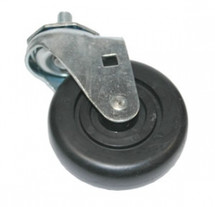 "4"" Swivel Caster for Rubbermaid 9T18"