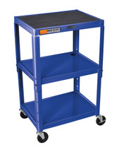 Luxor Av Cart ROYAL BLUE AVJ42-RB