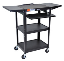 Luxor Presentation Cart BLACK AVJ42KBDL