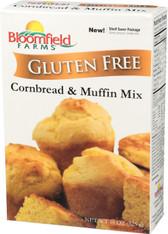 Gluten Free Cornbread & Muffin Mix