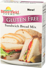 Gluten Free Sandwich Bread Mix