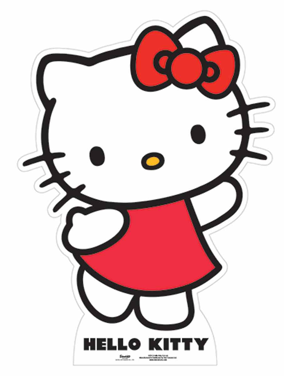 Blog - Hello kitty couleur ...