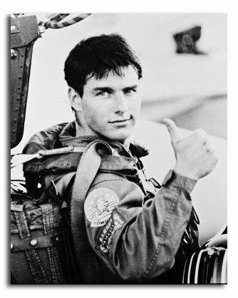 (SS147212) Tom Cruise  Top Gun Movie Photo
